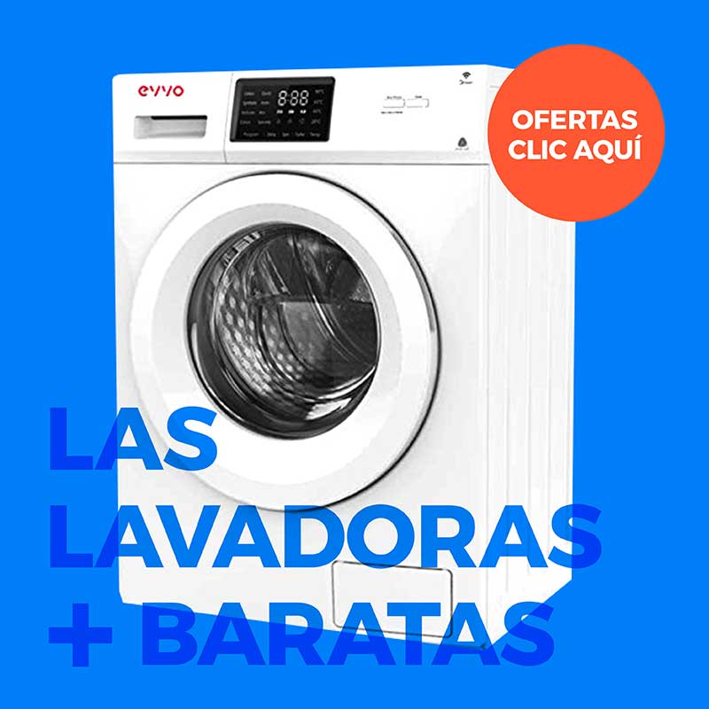 lavadoras mas baratas
