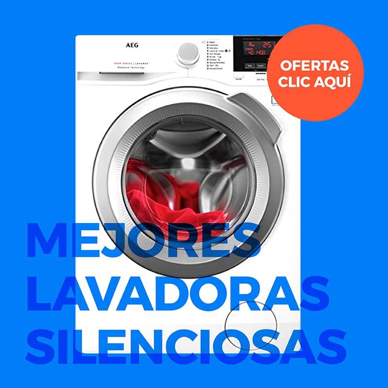 lavadoras mas silenciosas