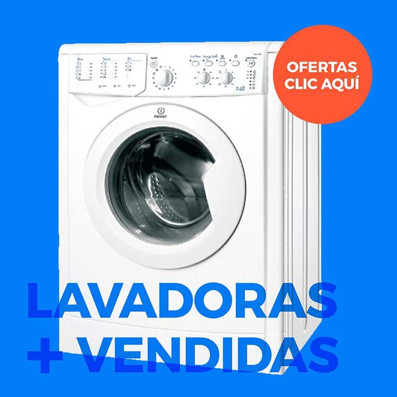 lavadoras mas vendidas